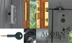 New Ironmongery and Security Fittings